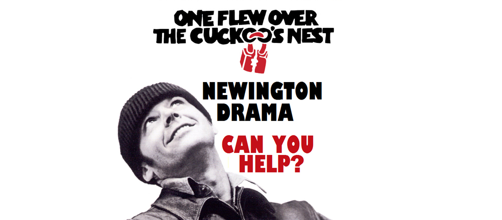 newington drama can you help black amp white