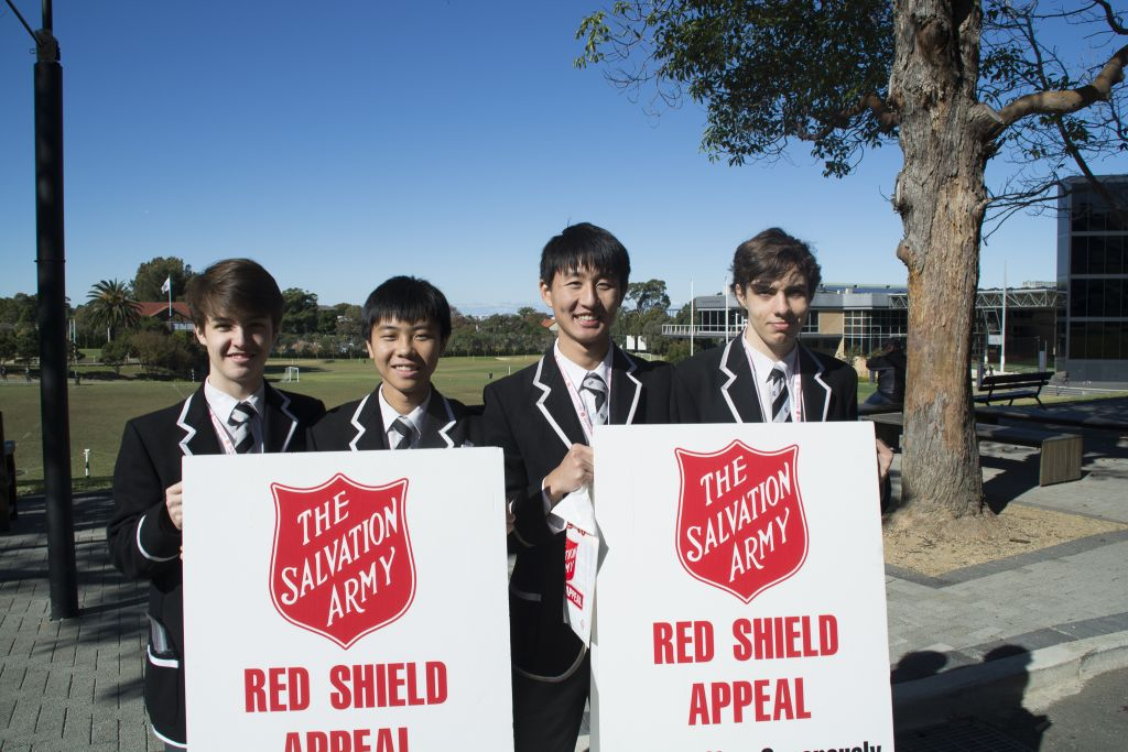red shield appeal situation analysis