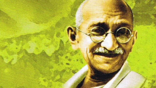 ghandi leadership