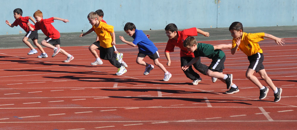 Junior Primary Athleti...