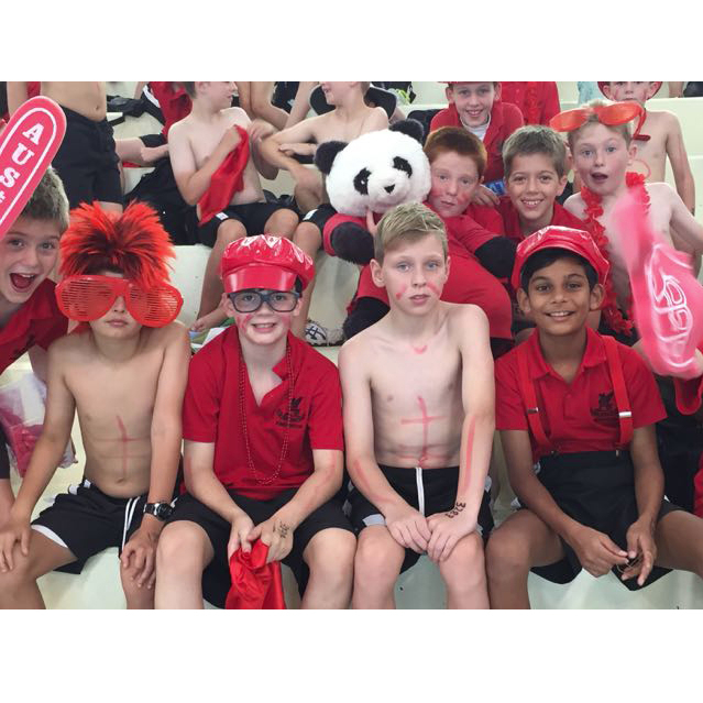 Newington Preparatory Schools Inter House Swimming Carnival Prep Talk