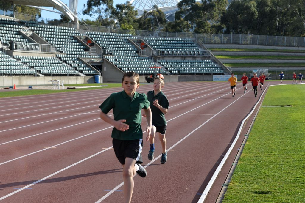 On Wednesday 5th August Wyvern And Lindfield Had Their Annual Years 3 6 Combined Prep Schools Inter School Athletics Carnival At SOPAC