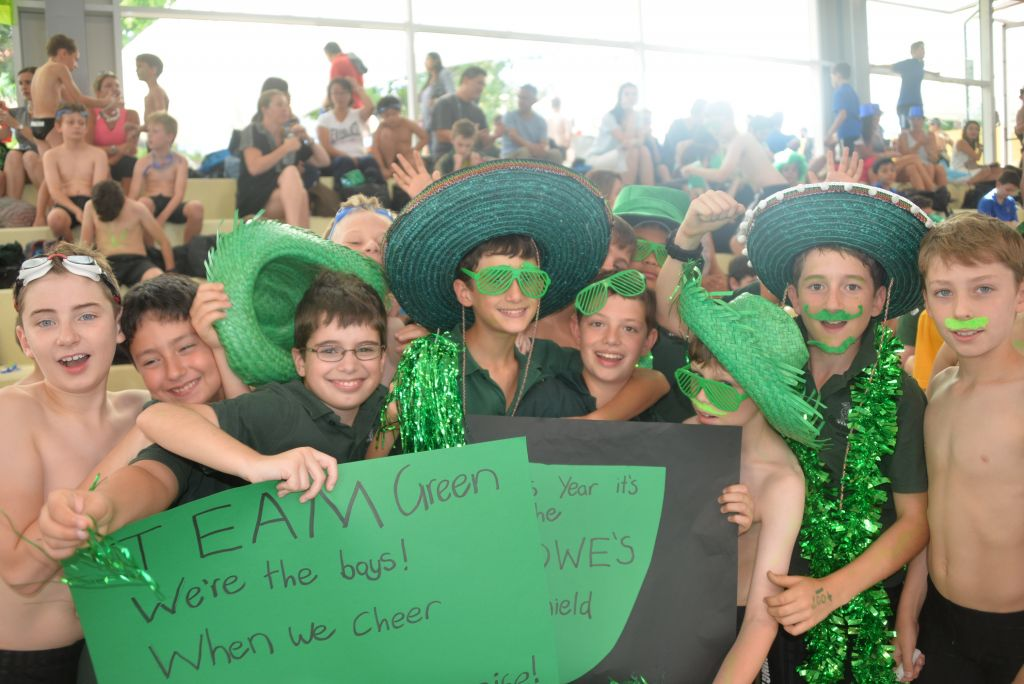 Years 3 6 Swimming Carnival Wyvern